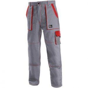 Nohavice do pásu CXS LUXY JOZEF, šedo-červené 6 - Brakon s.r.o