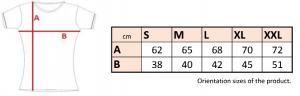 031 - Dámske tričko krátky rukáv 13 - Brakon s.r.o