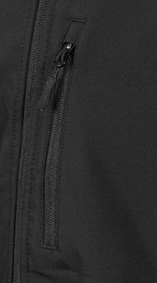 Bunda pánska softshell, odnímateľná kapucňa - 0606 - K 16 - Brakon s.r.o