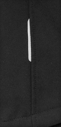 Bunda pánska softshell, odnímateľná kapucňa - 0606 - K 13 - Brakon s.r.o