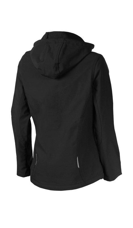 Bunda dámska softshell, odnímateľná kapucňa - 0706 - K 7 - Brakon s.r.o