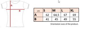 ST07 - Dámske tričko krátky rukáv 7 - Brakon s.r.o