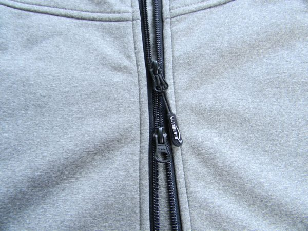 Bunda dámska softshell dlhá s kapucňou - 0707 7 - Brakon s.r.o