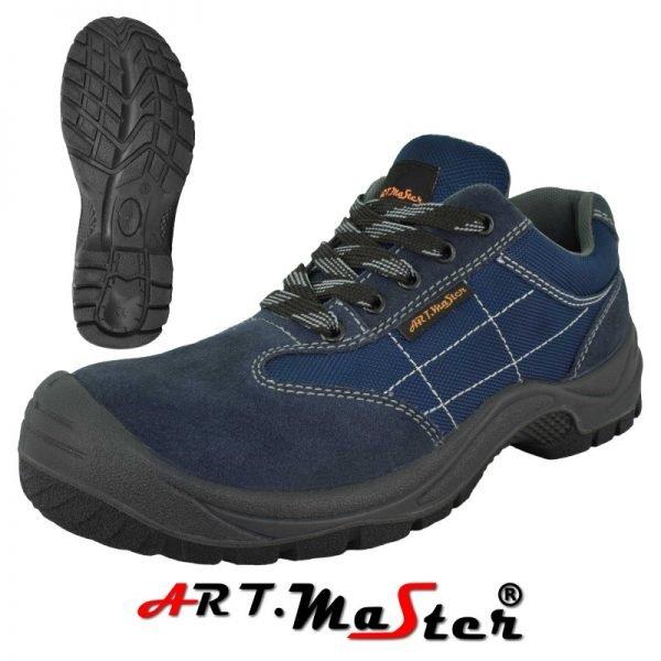 BP CANVAS-Pracovná obuv s oceľovou špicou 1 - Brakon s.r.o