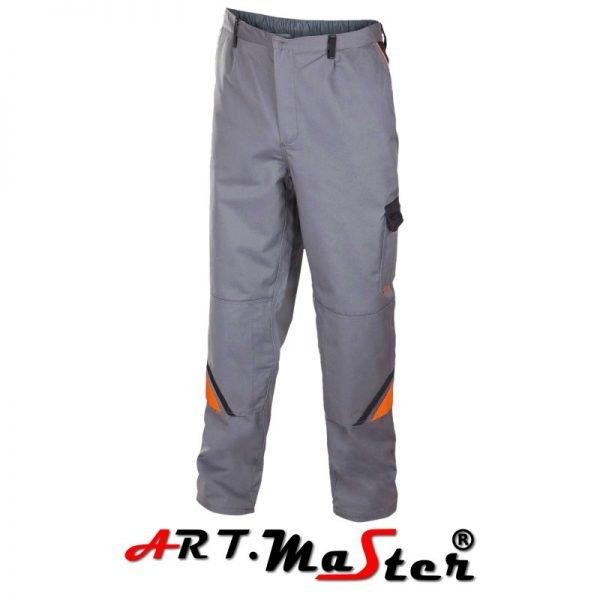 Professional nohavice do pásu-sivé 3 - Brakon s.r.o