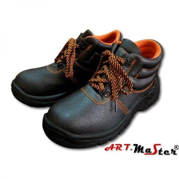 BTPuS3B Pracovná obuv s oceľovou špicou a oceľovou stielkou 3 - Brakon s.r.o