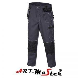 Nohavice do pásu MONTÉR - Grey 5 - Brakon s.r.o