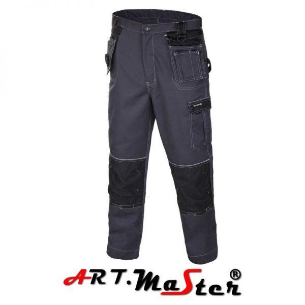 Nohavice do pásu MONTÉR - Grey 4 - Brakon s.r.o