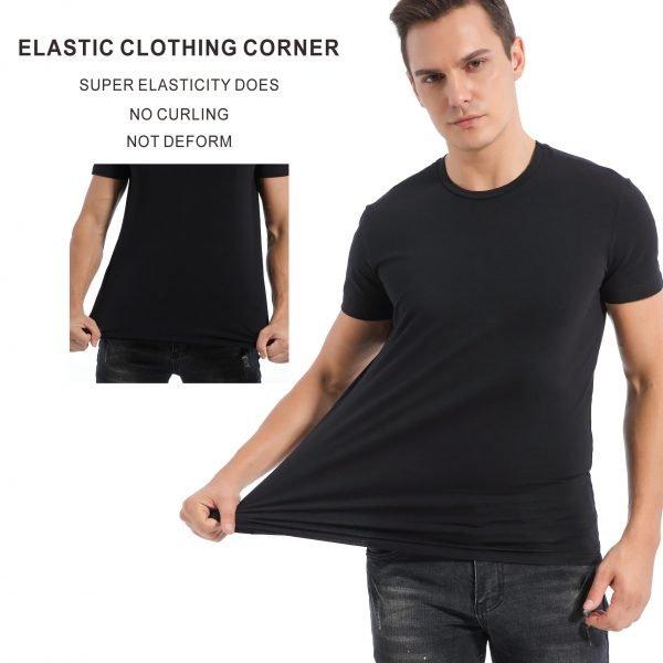 Pánske elastické tričko - cena bez DPH 5 - Brakon s.r.o