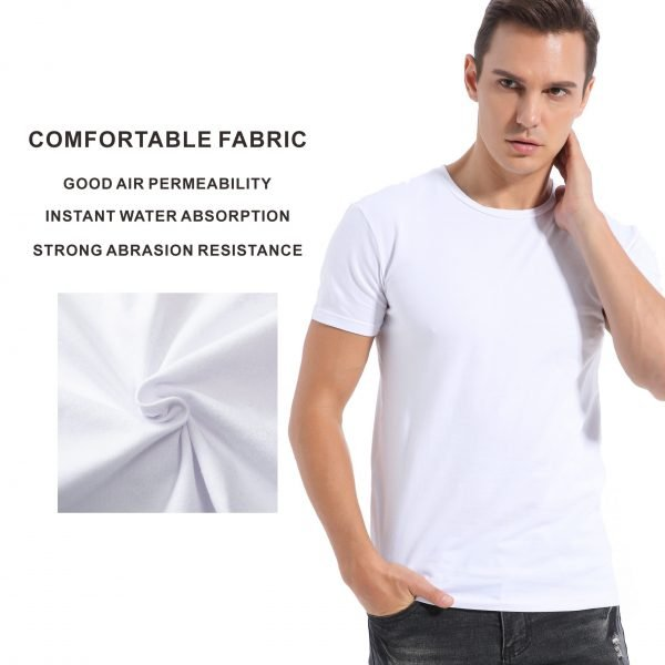 Pánske elastické tričko - cena bez DPH 6 - Brakon s.r.o