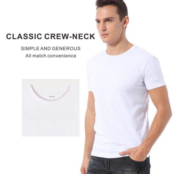 Pánske elastické tričko - cena bez DPH 4 - Brakon s.r.o