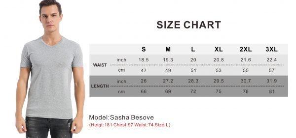 Pánske elastické tričko - cena bez DPH 7 - Brakon s.r.o