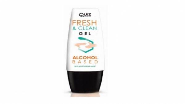 Vysoko účinný gél na ruky Fresh and clean gel 30ml 1 - Brakon s.r.o