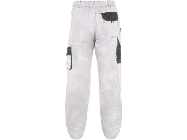 Nohavice do pásu CXS LUXY JOZEF, bielo - šedé 3 - Brakon s.r.o