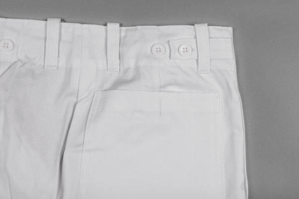 Biele nohavice pánske FA 102 4 - Brakon s.r.o