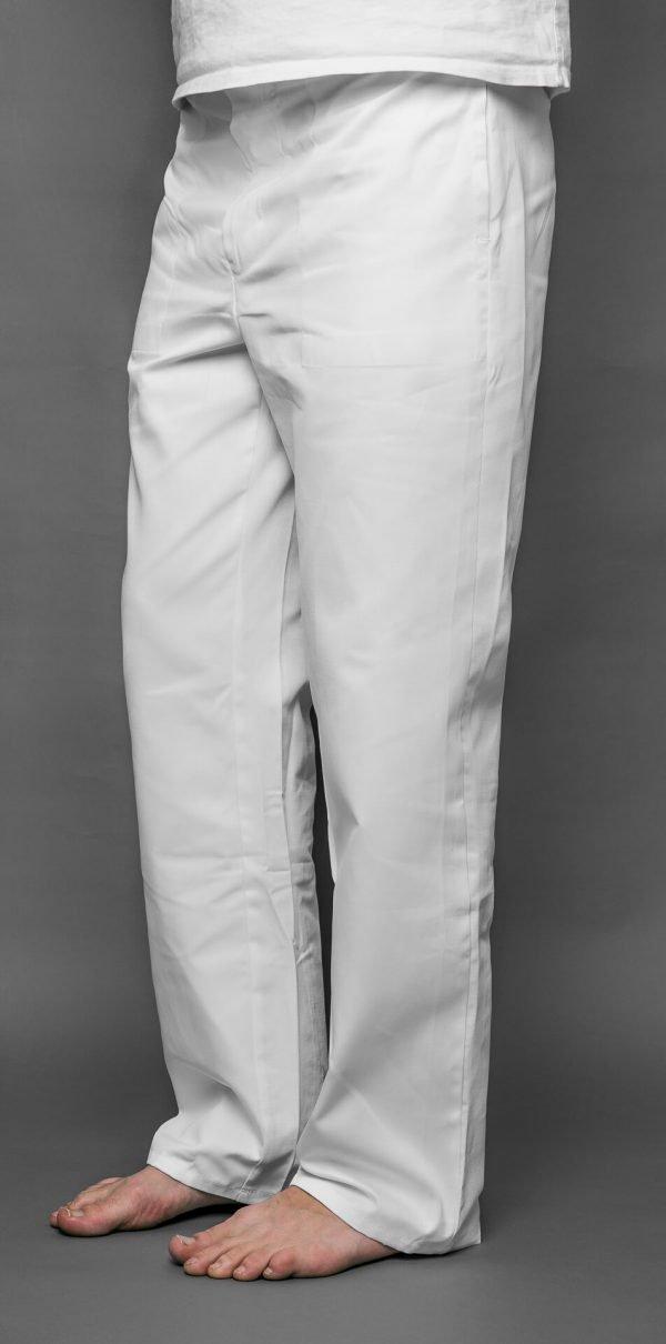 Biele nohavice pánske FA 102 3 - Brakon s.r.o