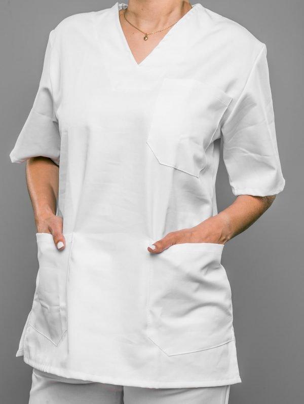 Zdravotnícka košeľa dámska 4 - Brakon s.r.o