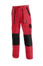 Nohavice do pásu CXS LUXY JOZEF, červeno-čierne 4 - Brakon s.r.o