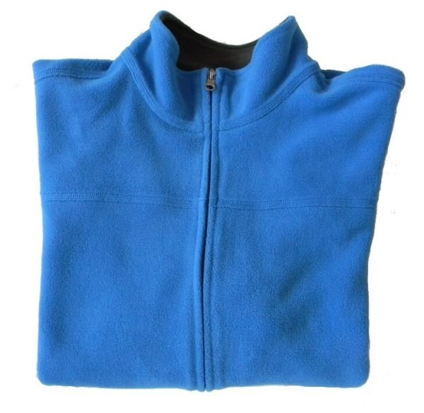 Pánska mikina fleece so zipsom 0108 - cena bez DPH 7 - Brakon s.r.o