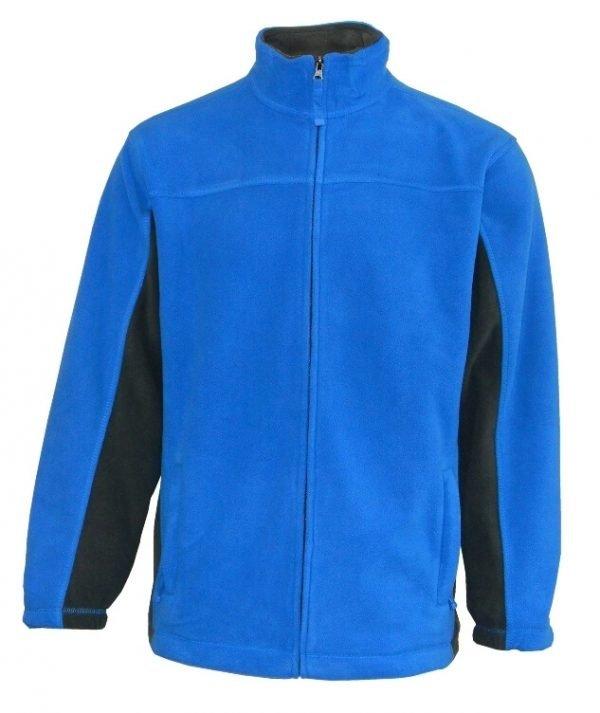 Pánska mikina fleece so zipsom 0108 - cena bez DPH 8 - Brakon s.r.o