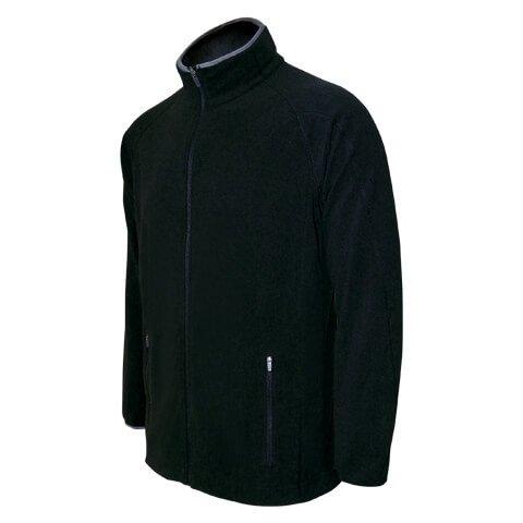 Pánska mikina fleece so zipsom 0808 - cena bez DPH 4 - Brakon s.r.o