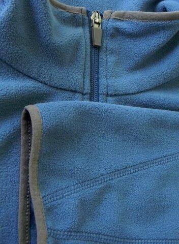 Pánska mikina fleece so zipsom 0808 - cena bez DPH 6 - Brakon s.r.o