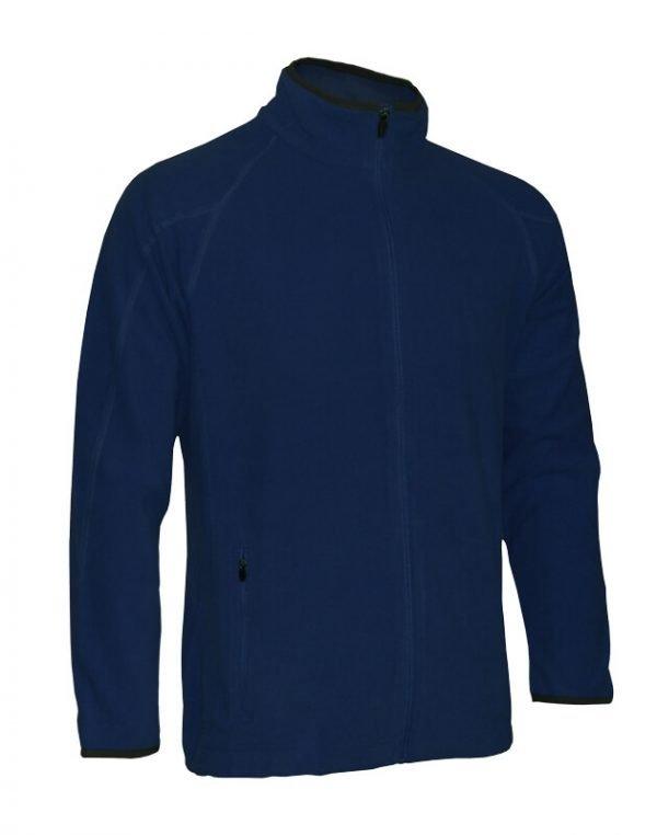 Pánska mikina fleece so zipsom 0808 - cena bez DPH 7 - Brakon s.r.o