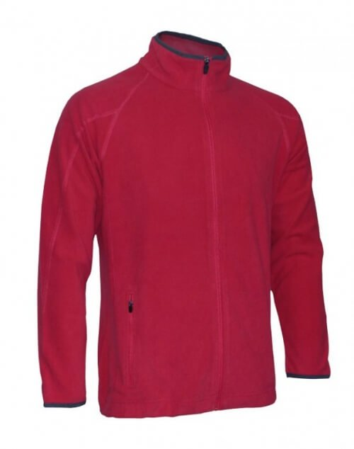 Pánska mikina fleece so zipsom 0808 - cena bez DPH 3 - Brakon s.r.o