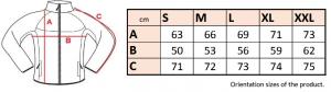 Dámska vetrovka WL31 - cena bez DPH 13 - Brakon s.r.o