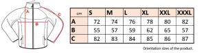 Pánska vetrovka - cena bez DPH 12 - Brakon s.r.o