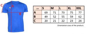 Pánske funkčné tričko - UF3- cena bez DPH 12 - Brakon s.r.o