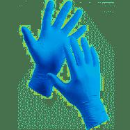 Jednorázové rukavice nitrilové BASIC 14 - Brakon s.r.o