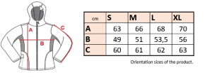 Dámska športová bunda RJL28 - Cena bez DPH 14 - Brakon s.r.o