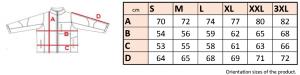 Pánska sofshellová bunda 0606 9 - Brakon s.r.o