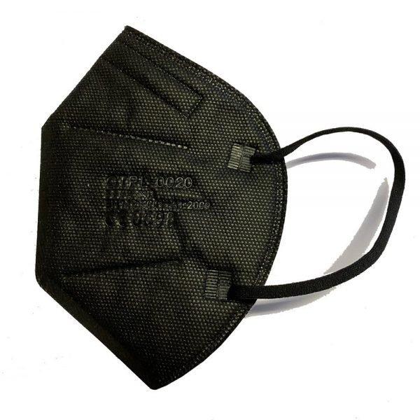Respirátor čierny FFP2 - 0,45/ks pri odbere 1300ks 3 - Brakon s.r.o